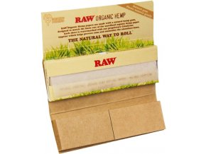 Filtry a RAW Organic 1 1/4