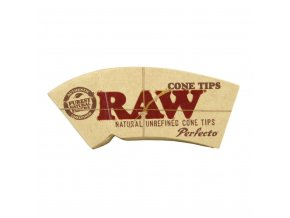 raw tips cone perfecto conical unbleached fliter tips slim perforated~2