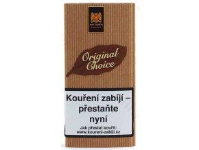 Dymkovy tabak MacBaren Original Choice 01