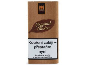 Dymkovy tabak MacBaren Original Choice 01