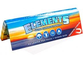 Elements 1 1/4 Thin (magnetické zavírání)