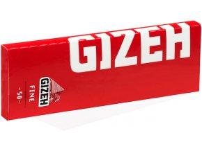 Cigaretové papírky Gizeh Fine Red