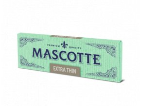 Mascotte Extra Thin Zilver 15