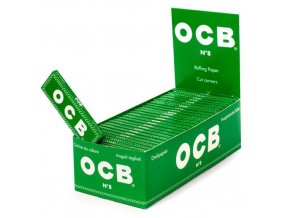 OCB Green No.8