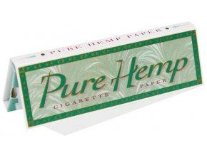Cigaretové papírky Pure Hemp