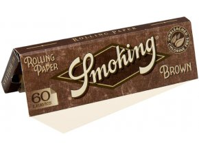 Papírky Smoking Regular Brown