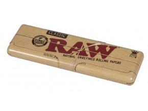 Pouzdro na cigaretové papírky RAW + papírky zdarma