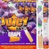 Konopné dutinky na jointy Juicy Jay´s Blackberry 1 1 / 4 2ks