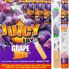 Konopné dutinky na jointy Juicy Jay´s Blueberry 1 1 / 4 2ks