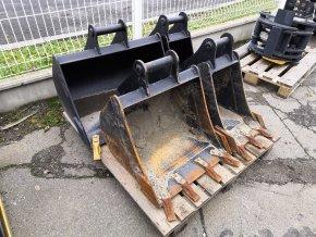 Lžíce na minibagr 2,5-3,5 tuny upnutí Lehnhof MS 03