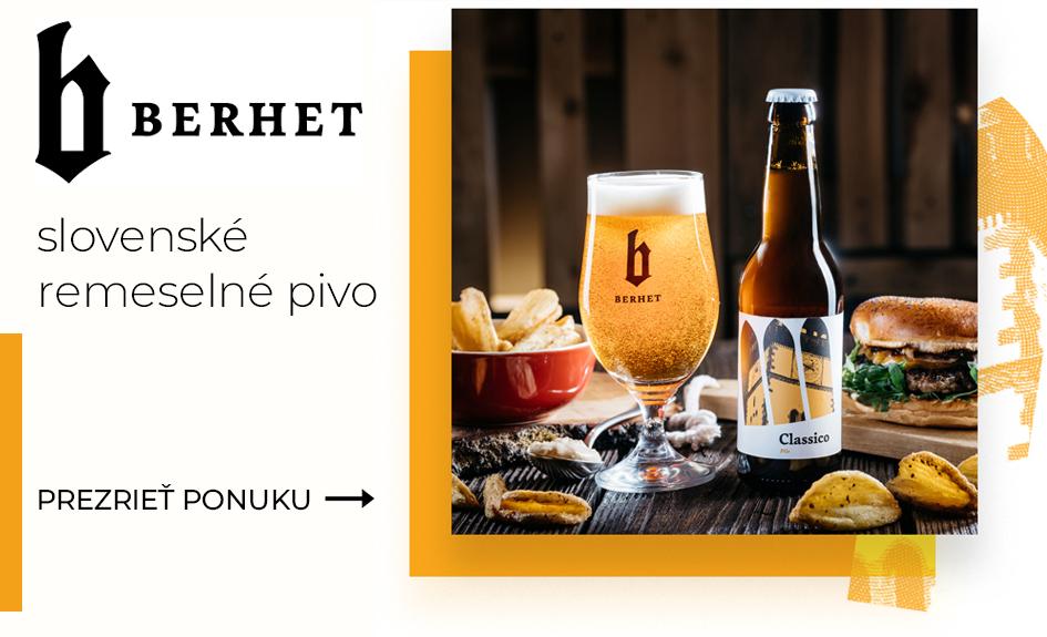 Remeselny pivovar Berhet