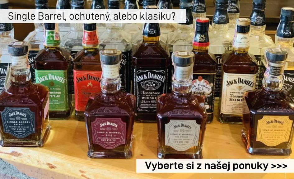 Jack Daniel's ponuka