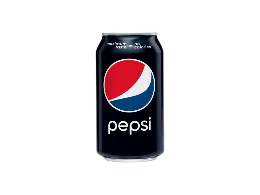 Pepsi bez kalórií 330 ml