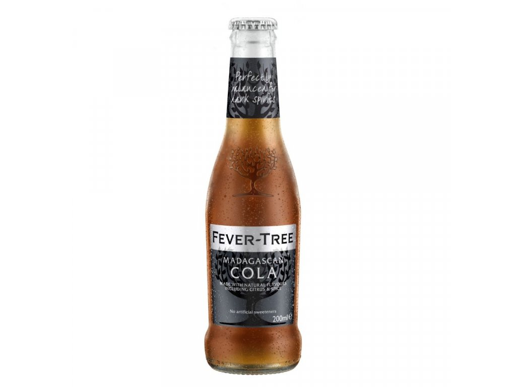 Fever Tree Madagascan Cola 0,20 L x 4
