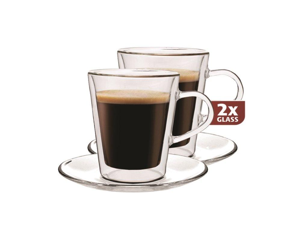 """Termo poháre MAXXO """"Lungo"""" 2x220ml"""