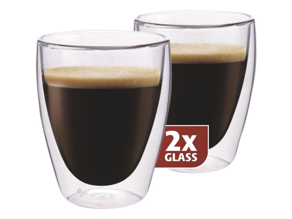 """Termo poháre MAXXO """"Coffee"""" 2x235ml"""