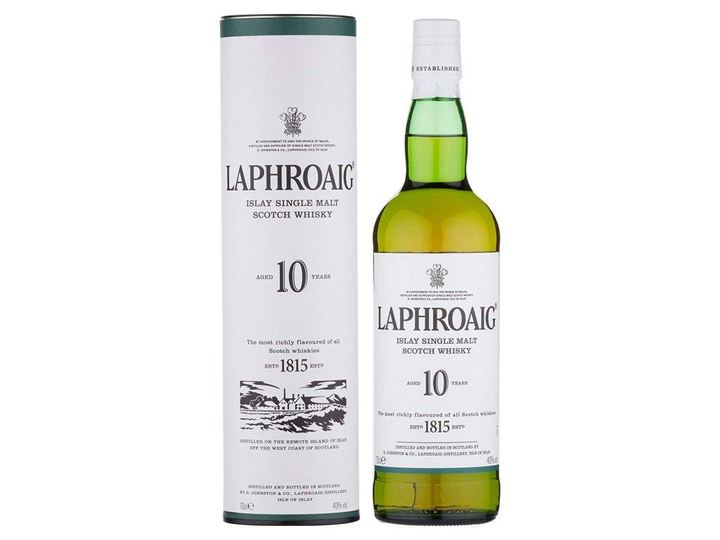 Laphroaig 10 Y.O., 40%, 0.7l