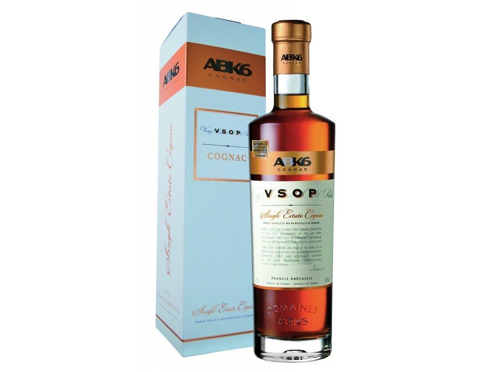 ABK6 Cognac VSOP 40 %, 0,7l