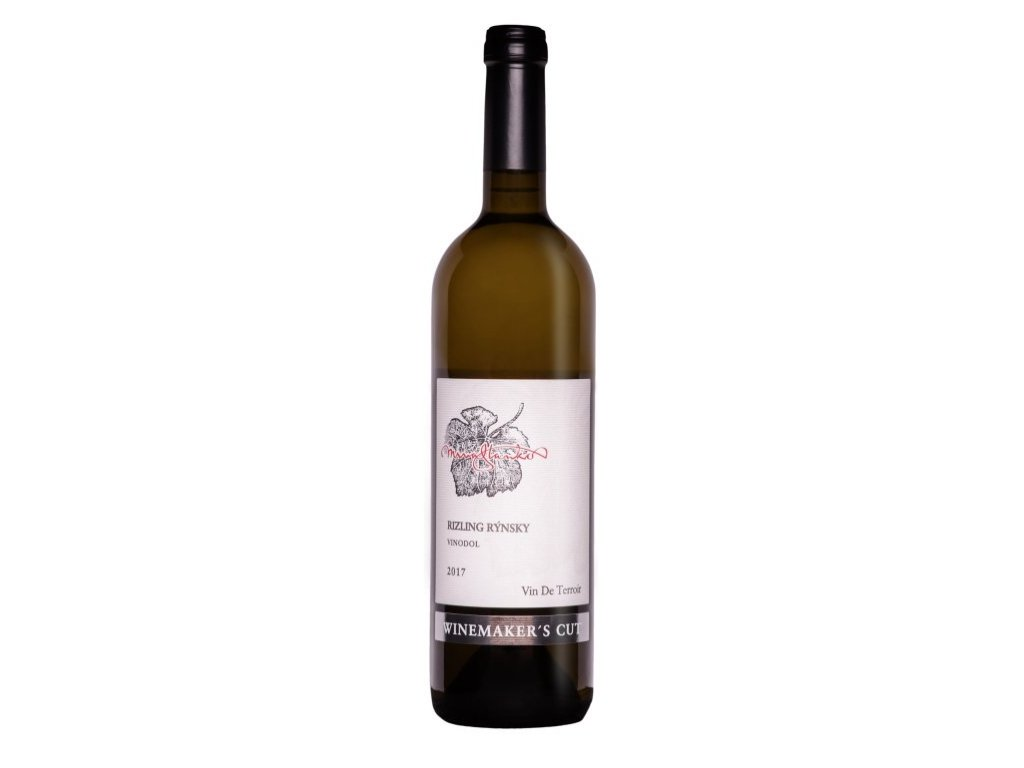 Mrva & Stanko Winemaker's Cut Rizling rýnsky, Vinodol 2017 0,75L