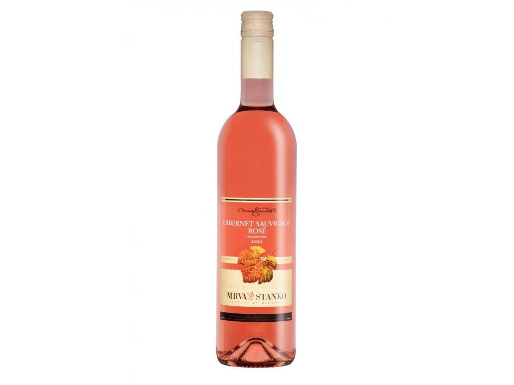 Mrva & Stanko Cabernet Sauvignon rosé, Vinodol 2020 0,75L
