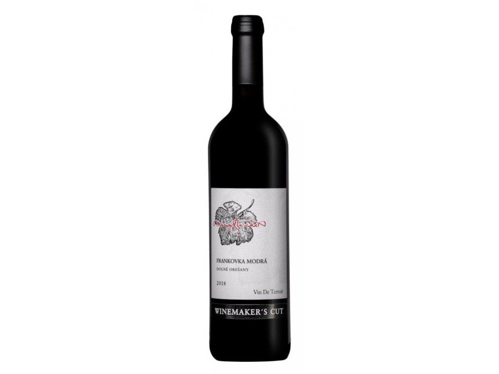 Mrva & Stanko Winemaker's Cut Frankovka modrá 2018 0,75L