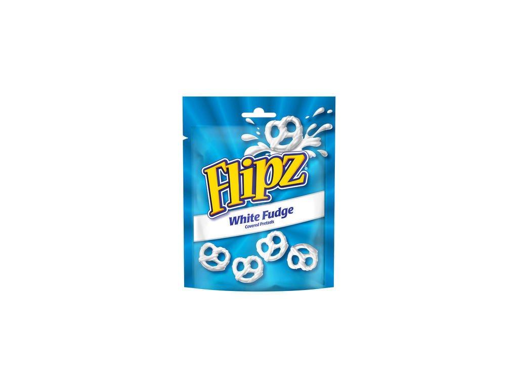 Flipz praclíky biele 90g