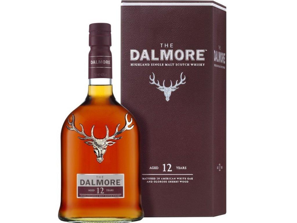 Dalmore 12y, 0,7l
