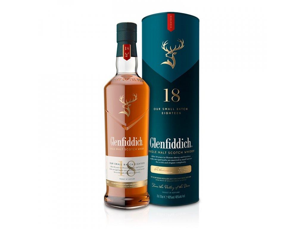 glenfiddich 18 yo 0 7l 40