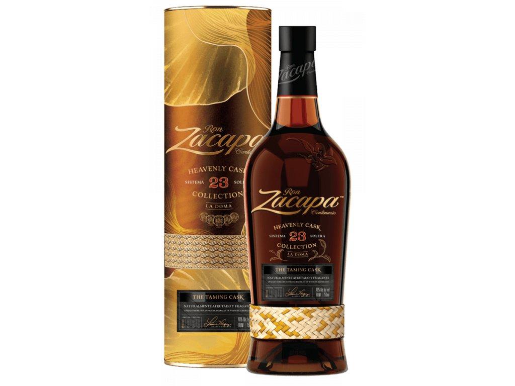 Rum Zacapa Centenario La Doma 23 40% 0,7l