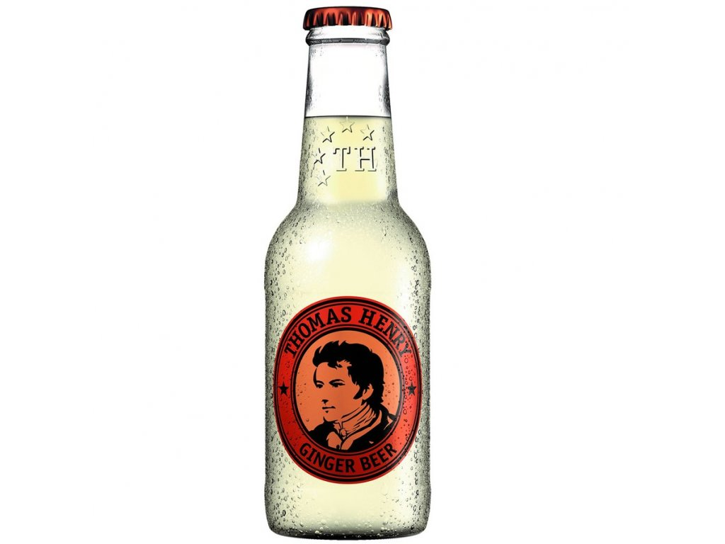 Thomas Henry Ginger Beer 0,2l