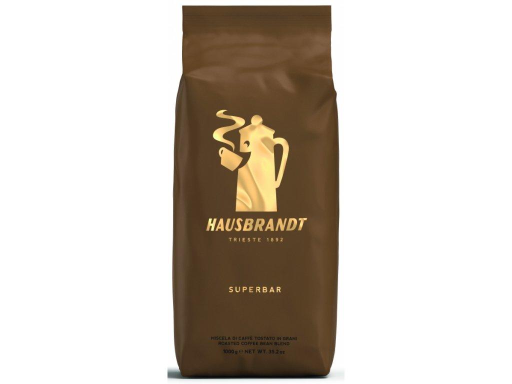 hausbrandt superbar zrnkova kava