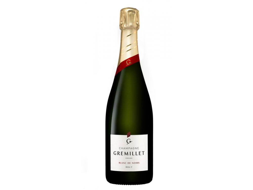 Champagne Gremillet Blanc de Noirs Brut, 12,5%, 0.75 L