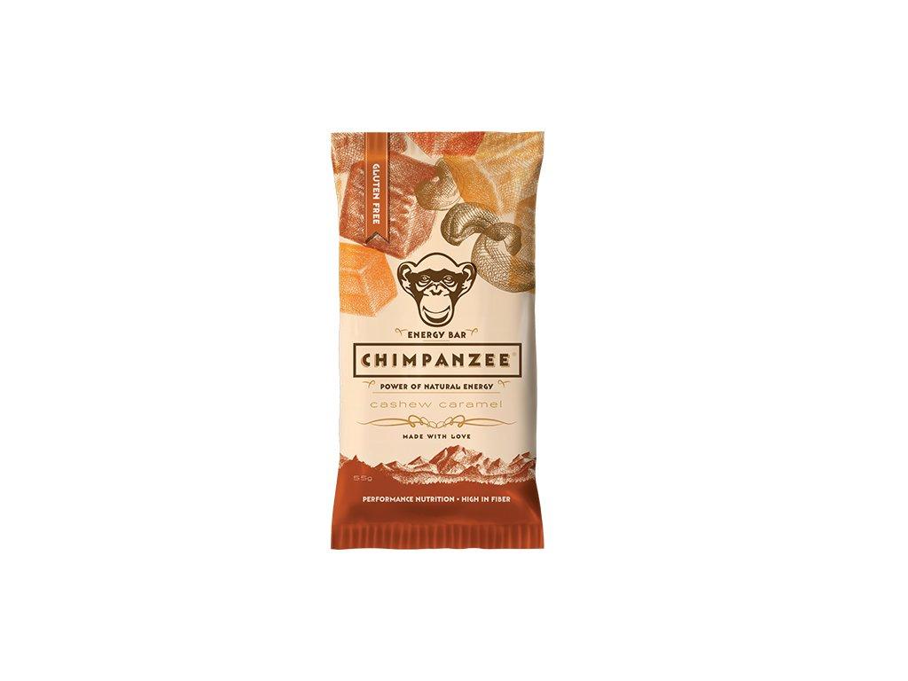 Chimpanzee Energy Bar Cashew Caramel 55g