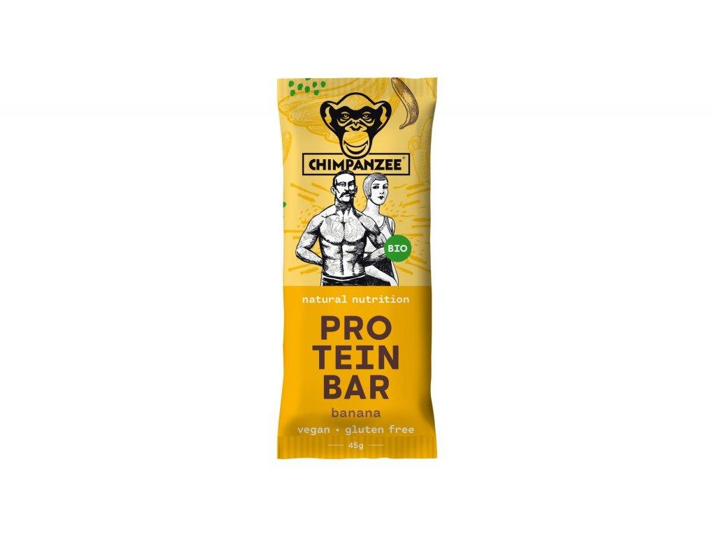 Chimpanzee Protein Bar Banana 45g
