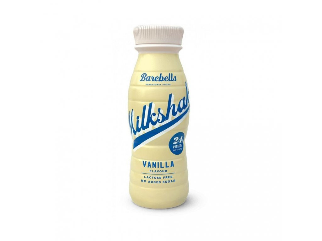 Barebells Protein Milkshake Vanilka 330 ml