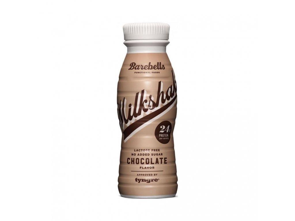 Barebells Protein Milkshake čokoláda 330 ml