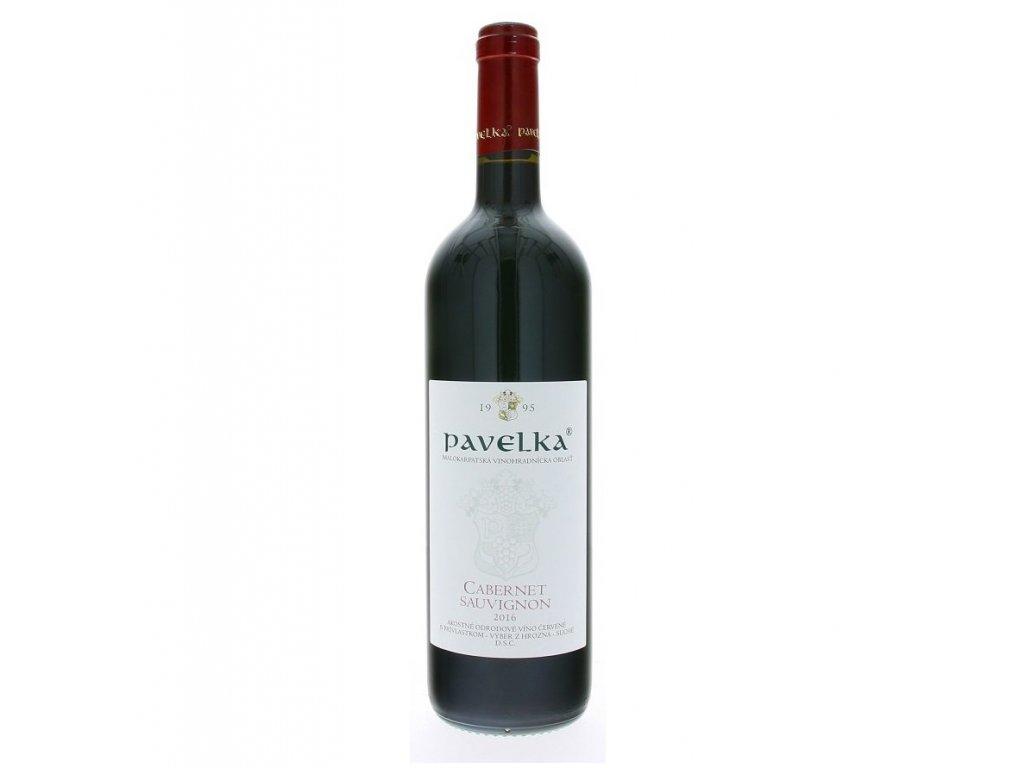 Pavelka Cabernet Sauvignon 0,75l