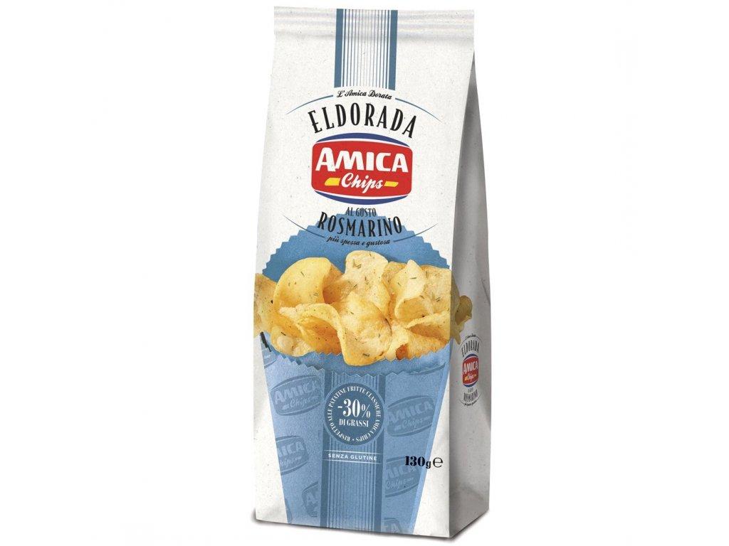 Eldorada Chips rosemary 130g