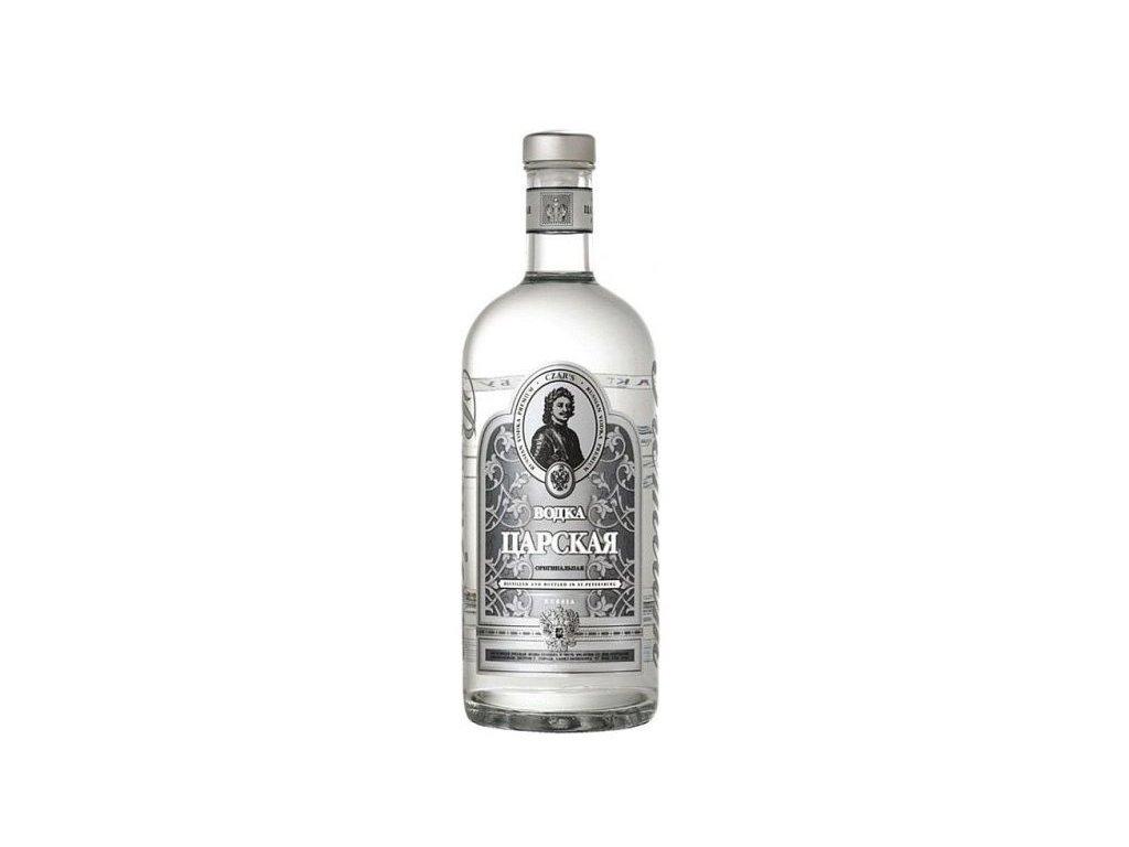 Carskaja Silver, 40%, 0,70l