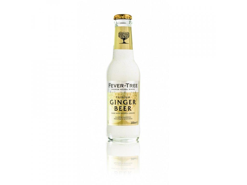 Fever Tree Ginger Beer 0,20 L x 4