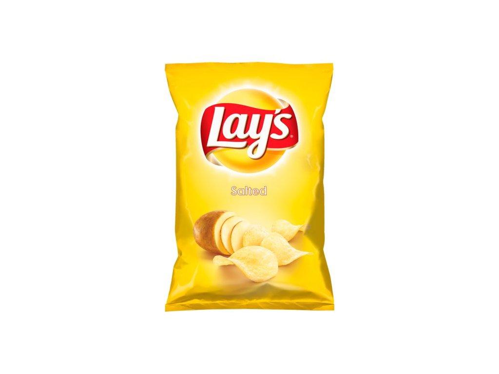 Lay's Vyprážané zemiakové lupienky slané 140 g