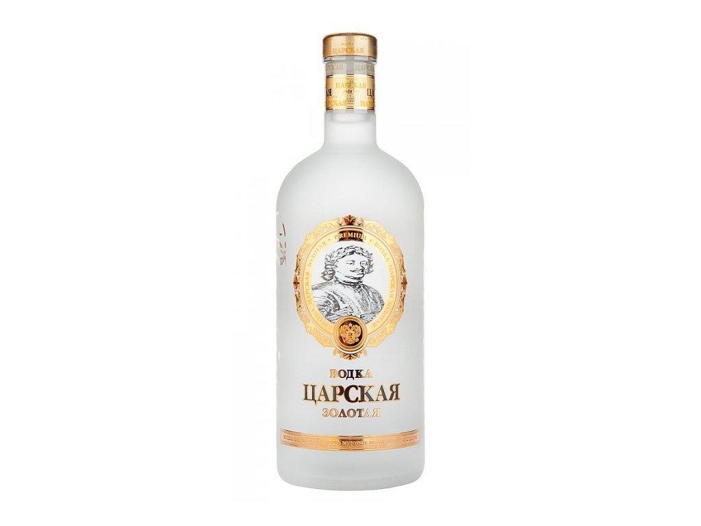 Carskaja Gold Vodka, 40%, 1l