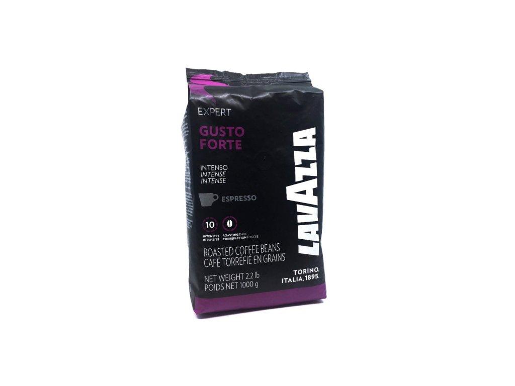 Lavazza Expert Gusto Forte zrnková káva 1kg