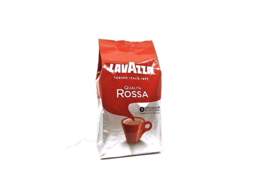 Lavazza Qualita Rossa, zrnková káva 1kg
