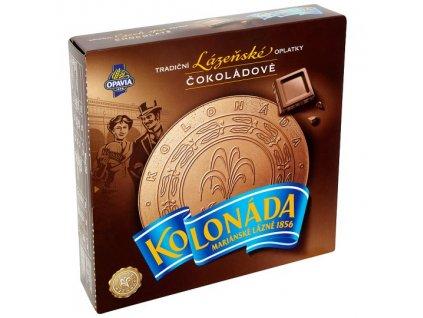 Opavia Kolonáda kúpeľné oplátky čokoládové 200 g