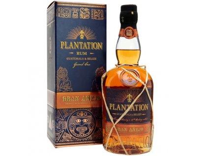 Plantation Guatemala & Belize Gran Anejo Rum, 0,7l