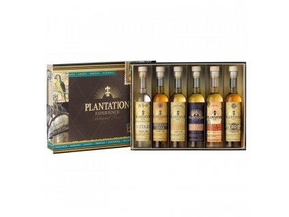 Plantation Experience Cigar Box 41,03% 6 x 0,1 l