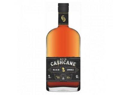 Rum Cashcane Black Smoke, 45 %, 0.7l