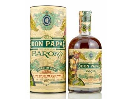Don Papa Baroko Limited Edition GBX 40% 0,70l