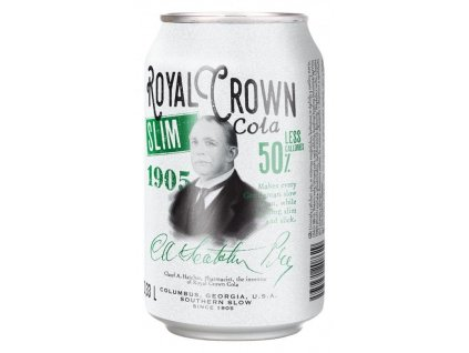royal crown slim 0 33l
